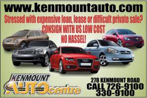 kenmount auto