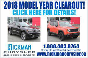 Hickman Chrysler - Peet Street