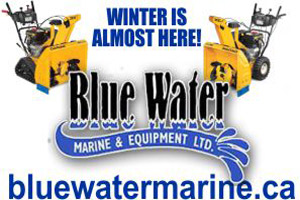 blue water marine