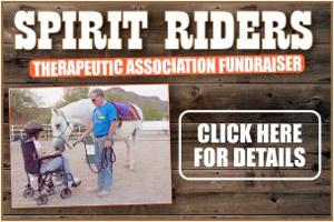 Spirit Riders Therapeutic Association
