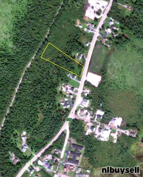 Land for Sale - Gambo, NL - 1.5 Acres - $26,000neg