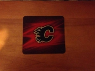 New - Calgary flames mouse pad - Now $5