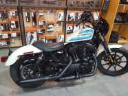 Sportster 1200 Iron, 1,262kms