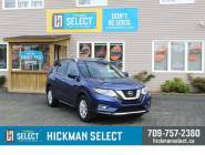 Certified 2018 Nissan Rogue AWD SV