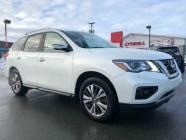 2018 Nissan Pathfinder 4x4 SV Tech
