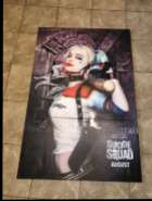 Harley Quinn Canvas Pictures