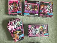 Monster High Activity Sets, Puzzles & Games  - Photo 2 of 10