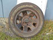 Selling new Goodyear tire on 07 ...
