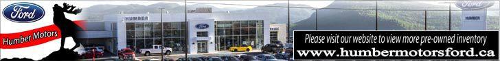Humber Motors Ford