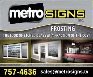 Metro Signs (NEW)