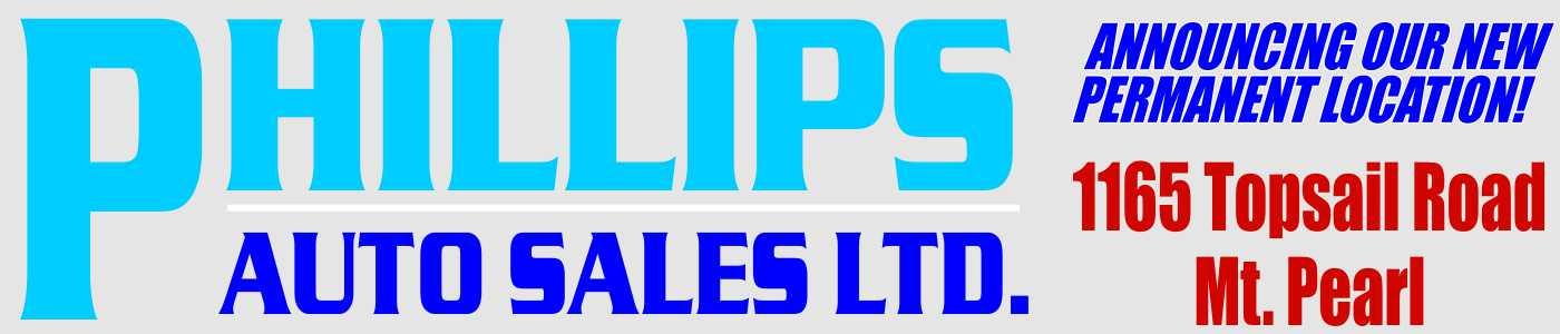 Phillips Auto Sales Ltd