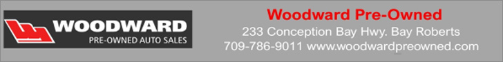 Woodward Pre-Owned Auto Sales (Bay Roberts)