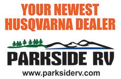 Parkside RV - Your Newest Husqvarna Dealer