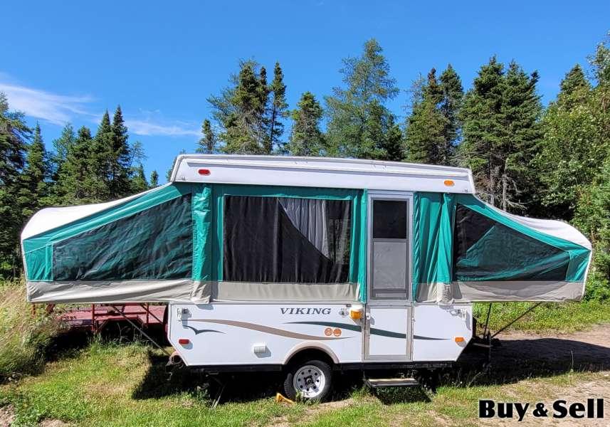 2007 Viking Hardtop camper