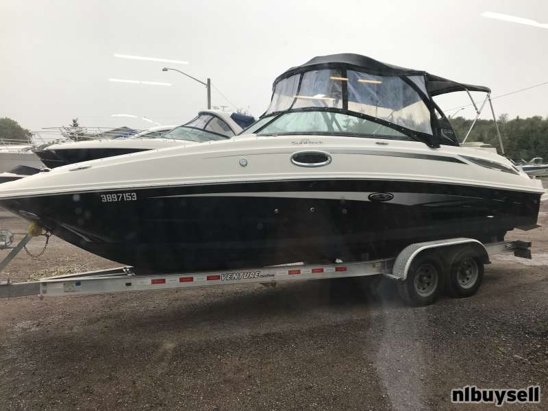 2012 SeaRay 260 Bowrider For Sale