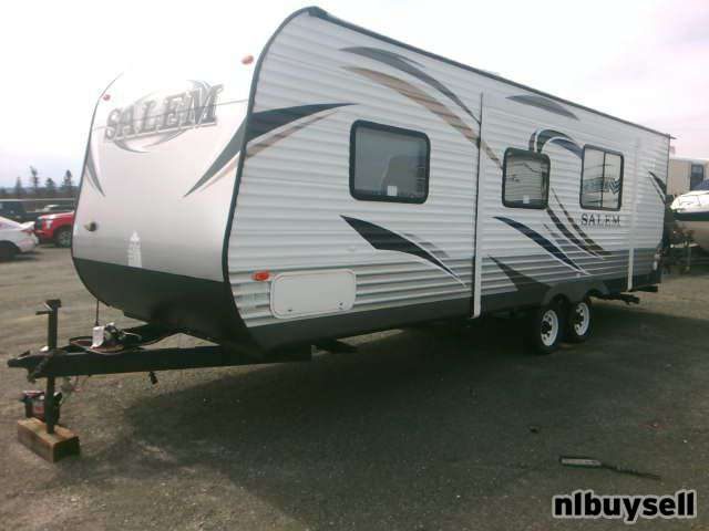 2014 salem travel trailer