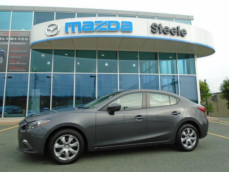 2014 MAZDA Mazda3, GX-SKY, ...