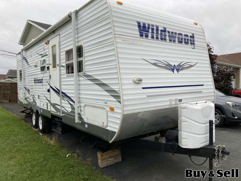 Camper wildwood 26tbs