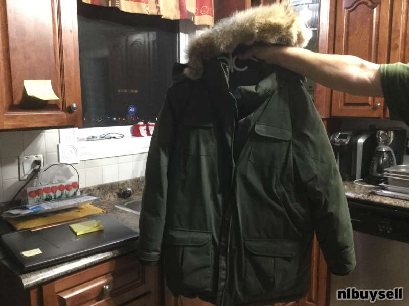 Ladies Cabela's Trans Alaskan winter coat