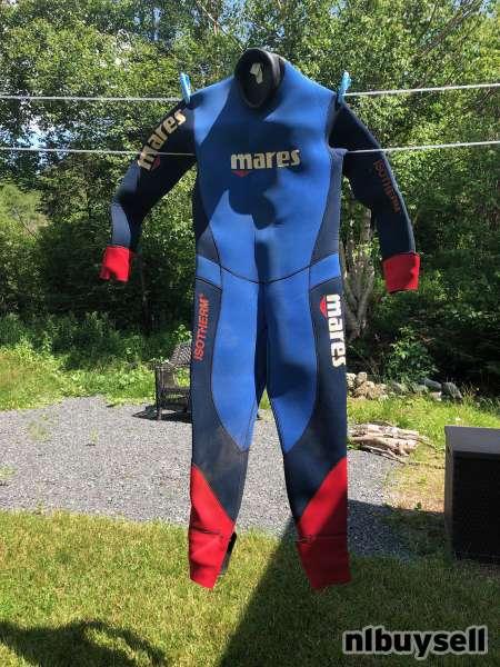 Mares Simi Wet Suit