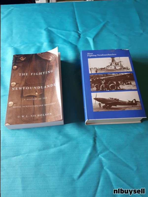 Newfoundland Books