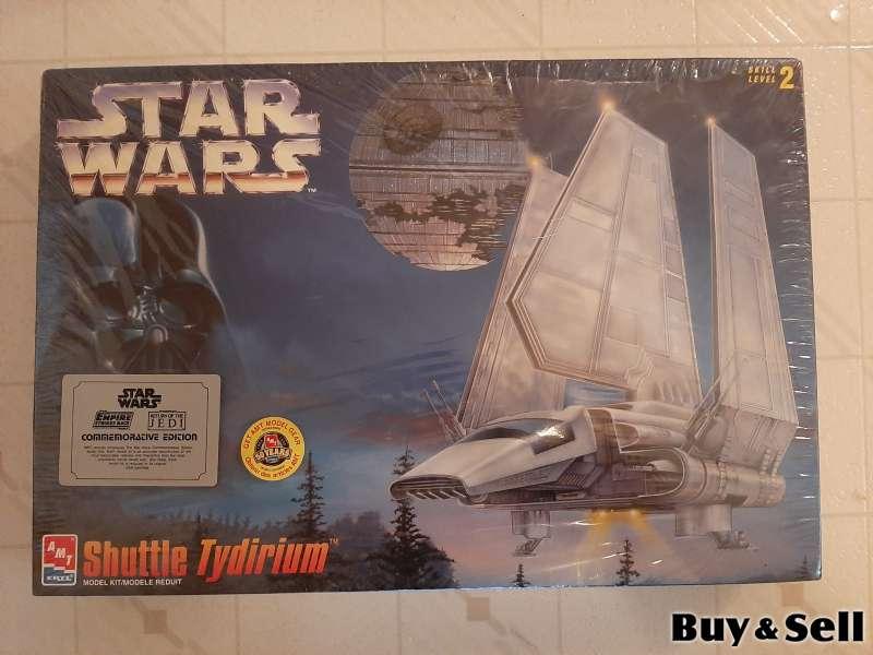 Original Rare 2006 Shuttle Tydirium