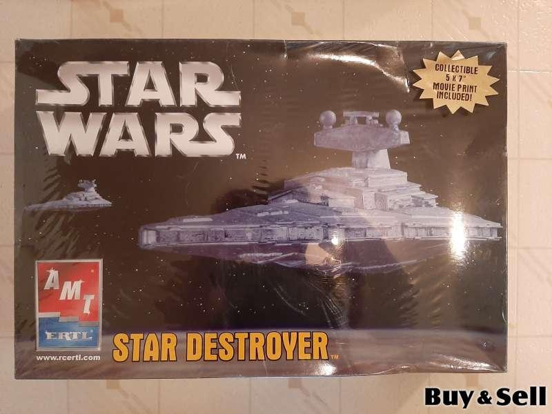 Original Rare 2006 Star Destroyer