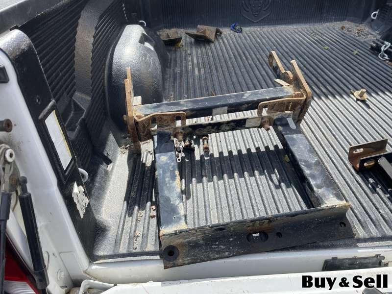 Truck back rack