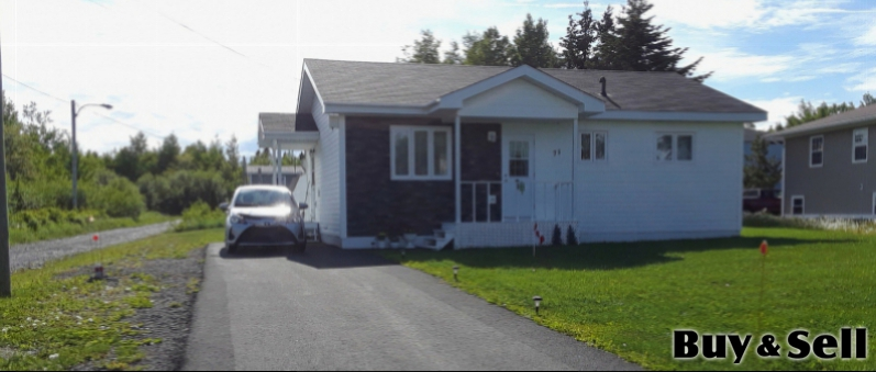 Two-Bedroom Bungalow For Sale at Embree, NL