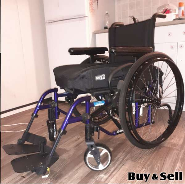 Wheelchair New
