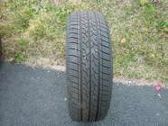 1 15IN. KUMHO SOLUS KH25 M+S A/S TIRE P185/60R15