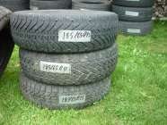 1 15IN. WINTERFORCE STUDDED TIRE P185/65R15