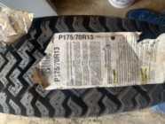 1 New 175/70R13 Snow Tire