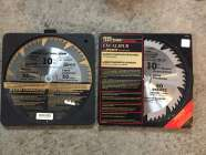 10inch Craftsman carbide saw blades