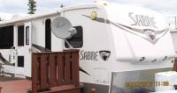 Sabre 32 Travel Trailer