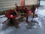 For Sale New Holland Rake Tedder 254