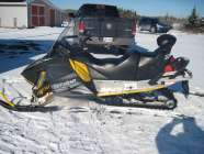 For sale a 550 fan skidoo