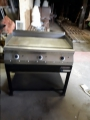 """36"""" Garland Propane Flat Grill with Stand"""