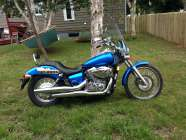 07 honda shadow