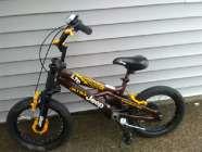 "BIKE, Jeep brand boys 16"" bike with adjustable & heightening ..."