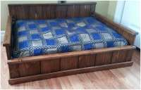 Custom Built Dog Bed