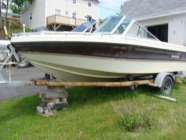 16 ' Peterborough Boat &Trailer