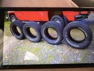 17 inch Cooper truck tires