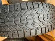 17 inch steel rims, sensors AND WINTER tires - Photo 3 of 4