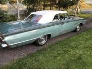 1964 Mercury Monterey Convertible