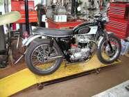 1970 TRIUMPH BONNEVILLE  650