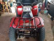 Selling My 1985 Honda FourTrax 250 with all org parts, ...