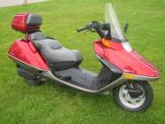 Honda Helix CN250 Scooter For Sale