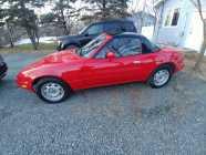 1991 Mazda Miata convertible - Photo 6 of 8