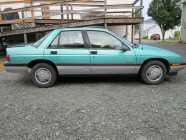 1991 Pontiac Tempest